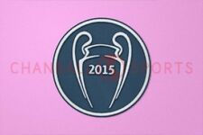 UEFA Champions League Winner 2015 Barcelona Sleeve Soccer Patch / Badge