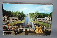 Waddingtons Vintage The Grand Cascade Leningrad 4000pc jigsaw Puzzle 57 x 38in