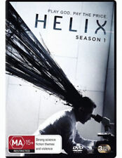 HELIX (COMPLETE SEASON 1 - DVD SET SEALED + FREE POST)