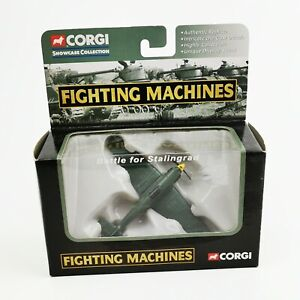 ~ CORGI ~ Fighting Machines ~ Battle For Stalingrad ~ Hawker Hurricane 296 IAP ~