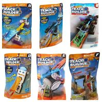 HOT WHEELS TRACK BUILDER SYSTEM ACCESSORY SET JUMP LAUNCH HANG SWITCH TRICK IT