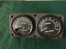 POLARIS SNOWMOBILE INDY 5'' FACE  SPEEDOMETER TACHOMETER ASSEMBLY