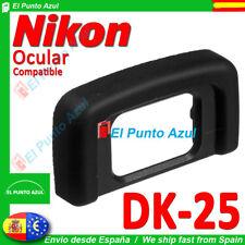 Visor Ocular DK-25 NIKON ★ D5600 D3400 D5500 D5300 D3300 Eyepiece Cup