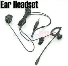 E14Y7 Ear Headset with Finger PTT fr YAESU VX-6R VX-177 FT-277 FT-270 VX-170