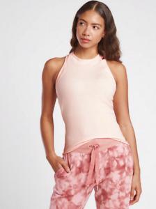 ATHLETA Renew Racerback Tank Top L LARGE Ballerina Gown   Work Travel Shirt NWT