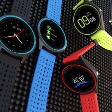 Bluetooth Smartwatch Montre Connectée Pédomètre Pour Android Samsung iPhone IOS