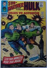 Tales to Astonish #83 (Sep 1966, Marvel), VFN-NM, Incredible Hulk & Sub-Mariner