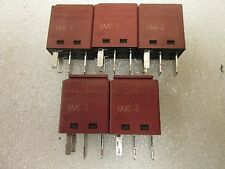 LOT OF 5 FORD 96FG 14N089 AA Flasher Unit Relays Blinker ((QUANTITY 5))