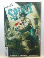The Spirit #1 Will Eisner Variant Dynamite Comics CB8465