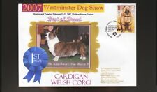 2007 DOG SHOW BEST of BREED COV, CARDIGAN WELSH CORGI