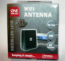 New One For All 8dBi WiFi Booster Antenna