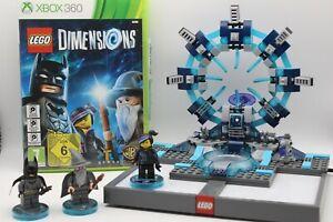 LEGO Dimensions - Starter Pack 71173 | Microsoft Xbox 360 | 100% vollständig