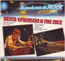 LA GRANDE STORIA DEL ROCK 15  Keith Emerson & The Nice (1981) Vinyl, LP GSR - 15