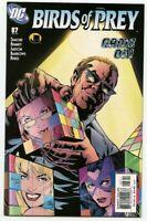 Birds of Prey #87 DC Comics Black Spider 1st appearance Yasemin Soze Suicide