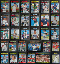 2020 Topps Heritage Minor League Baseball Cards Complete Your Set U Pick 1-220