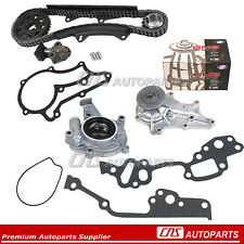 """TIMING CHAIN WATER & OIL PUMP """"20R, 22R"""" FOR 78-82 TOYOTA 2.2L 2.4L DOUBLE ROW"""