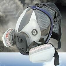 7 pieces Facepiece Respirator Painting Spraying For 3M 6800 Full Face Gas Mask