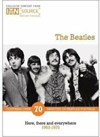 The Beatles: Here There and Everywhere 1963-1970 [DVD][Region 2]
