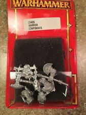 Games Workshop Warhammer Fantasy Chaos Components Blister