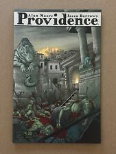 """PROVIDENCE #3 """"DREAMSCAPE"""" COVER AVATAR ALAN MOORE JACEN BURROWS NM 1ST PRINTING"""