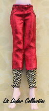 MONSTER HIGH ~ Jinafire Long Scaremester Chinese Dragon Girl Crop Pants CLOTHES