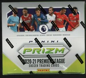 2020-21 Panini Prizm Premier League Soccer YOU PICK From List 1-300 Rookies