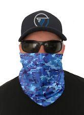 Neck Gaiter Bandana Face Mask Fishing  Shield Scarf Sun Headwear Tube balaclava