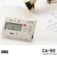 Korg Ca-50 Stimmgerät chromatischer Tuner