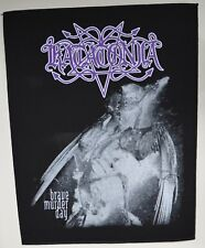 KATATONIA - Brave Murder Day - 30 cm x 36 cm Backpatch - 165011
