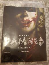 Batman Damned 2 3 DC Comics inkl. 1 Variant Black Label
