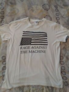 Rage Against The Machine T Shirt - Large