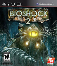 Bioshock 2 For PlayStation 3 PS3 Very Good 6E