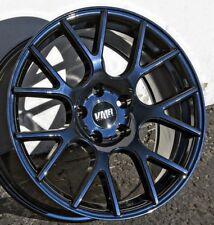 High Gloss Metallic MIDNIGHT BLUE powder coating, 1Lb/450g