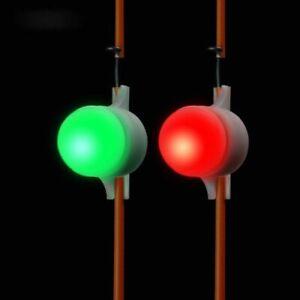 Auto Alarm LED Lights Induction Fishing Alarm Rod Tip Carp Night Fishing Light