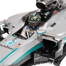 2016 Mercedes  F1 W07 Hybrid Nico Rosberg Model Car in 1:18 Scale by Minichamps