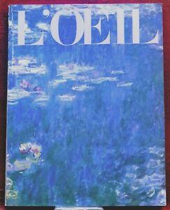 L'OEIL N°197 - MAI 1971 - REVUE D'ART - ARCHITECTURE  PEINTURE  URBANISME DESIGN
