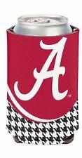 University of Alabama Houndstooth Can Cooler 12 oz. Koozie