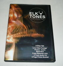 Elk Tones two disc set ~ Cd and Interactive Dvd