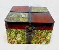 William Morris impresión Nogal Recuerdo Caja para cosas especiales-Nuevo