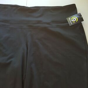 "Champion women's 4X Stretch Athletic Shorts Black NWT Waist 42"""