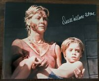 STEPHEN KING 's Cujo DEE WALLACE signed AUTOGRAPH