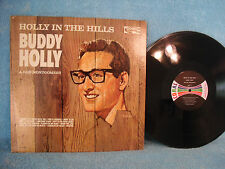 Buddy Holly & Bob Montgomery, Holly In the Hills, Coral Records CRL 57463, 1965