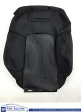 Genuine New Holden Commodore VE VF SV6 SS RH Front Seat Back Cover Onyx Black