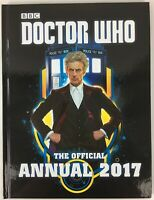 Doctor Who The Official Annual 2017 - BBC Licensed Hardback Book - New