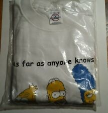 The Simpsons XL T-Shirt Delta Pro Weight