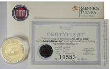 "Poland 2011 "" FIAT collection for years- FIAT 126P +COA"