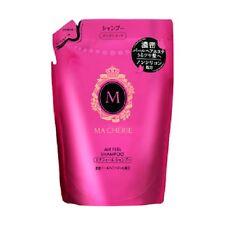 2016 NEW!! Shiseido Japan MACHERIE Air feel Shampoo EX 380ml Non-silicon Refill