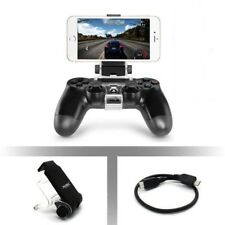 Smart Phone Clip Mount Holder for PlayStation PS4 Game Pad Controller Joystick