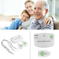 Home Safety Alarm Panic Call System For Patient Medical Elders Helper Children