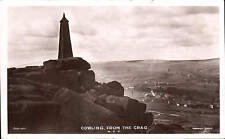 Cowling near Keighley. From the Crag in Snowden Series.
